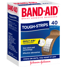 Tough Strips® 40's