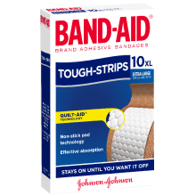 Tough Strips® Extra Large 10's